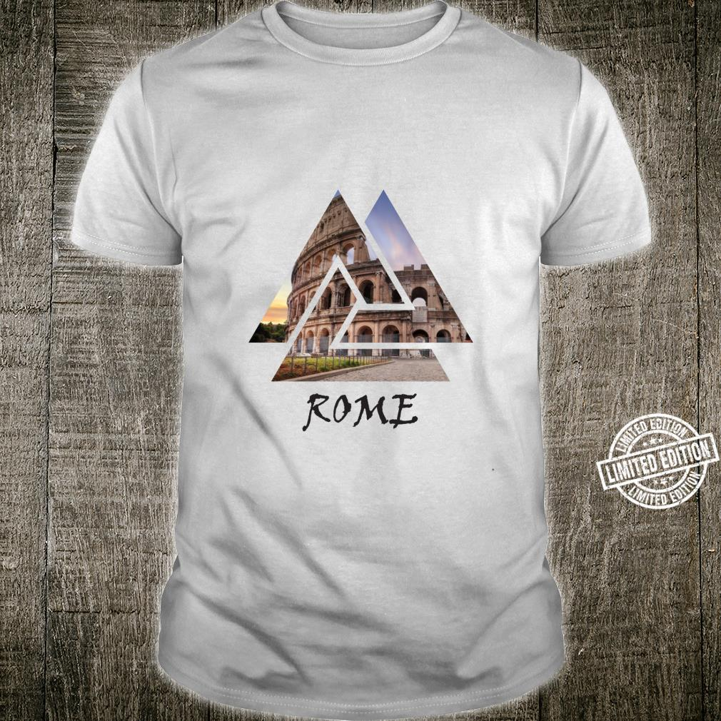 Rome, Italy Tourism and Travel, Roman Empire Shirt
