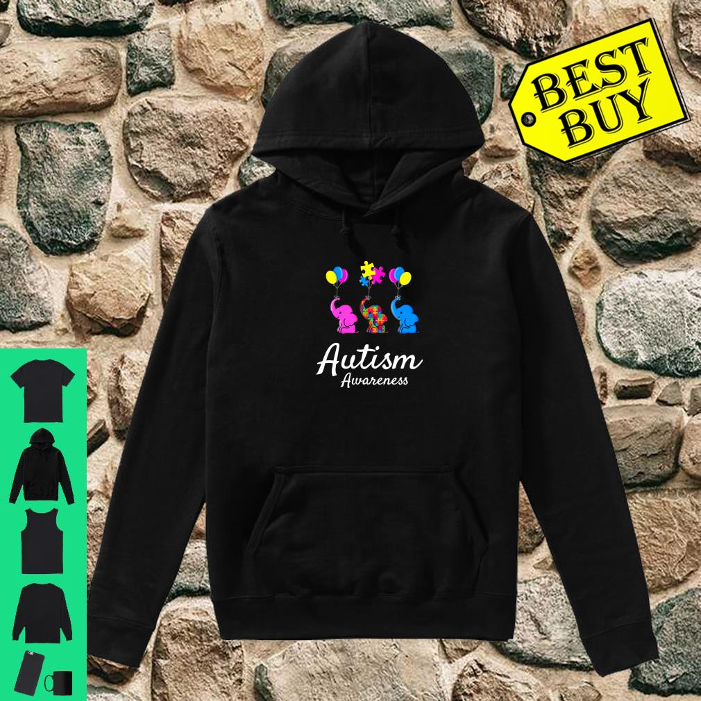 Autistic Mom Autism Awareness Month Love Puzzle Piece Shirt hoodie