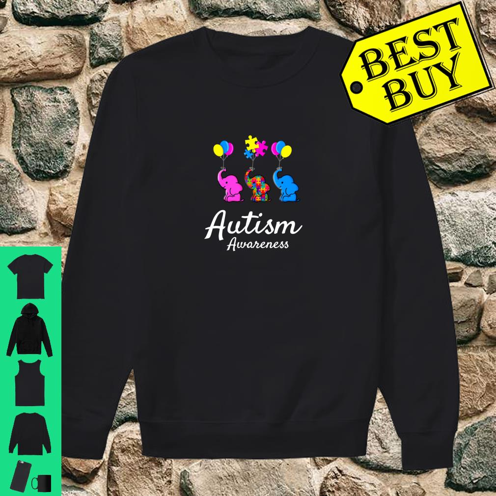 Autistic Mom Autism Awareness Month Love Puzzle Piece Shirt sweater