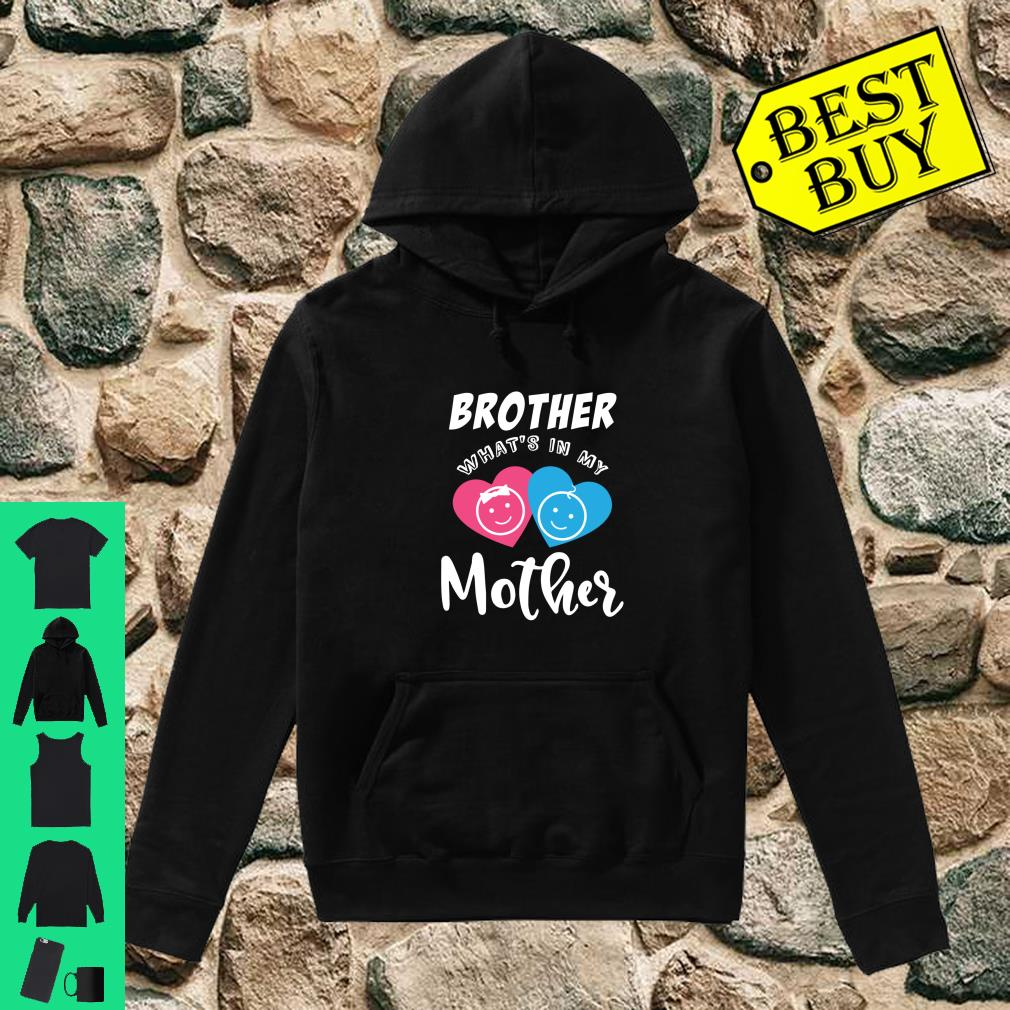 Baby Reveal In the Mother Party Shirt hoodie