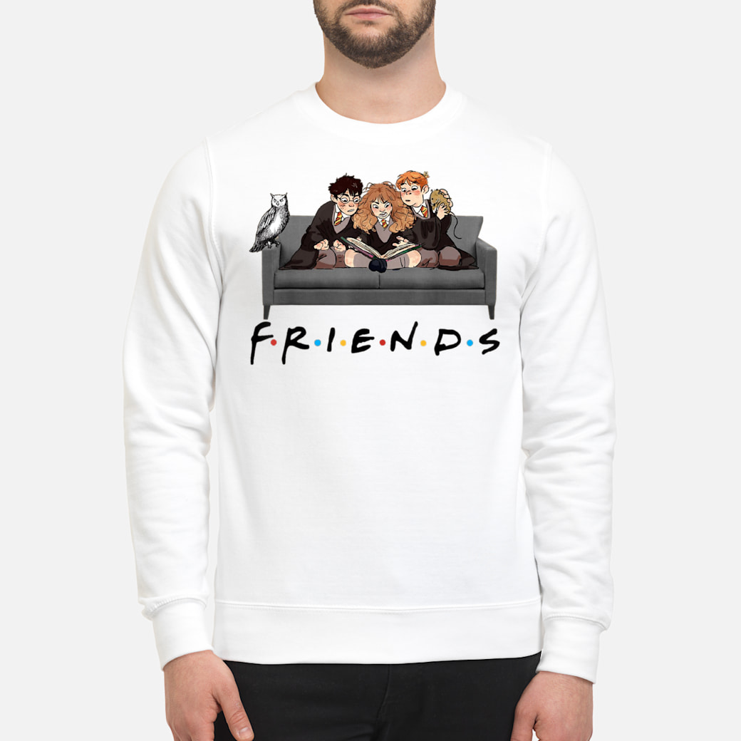 Best Friends Harry Magical Wizard Potter Sofa Halloween shirt sweater