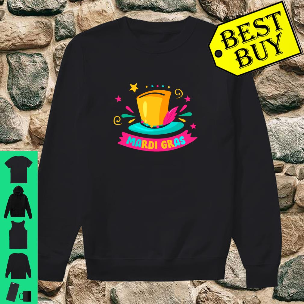 Mardi Gras 2020 Carnival Hat Parade Party Gift shirt sweater