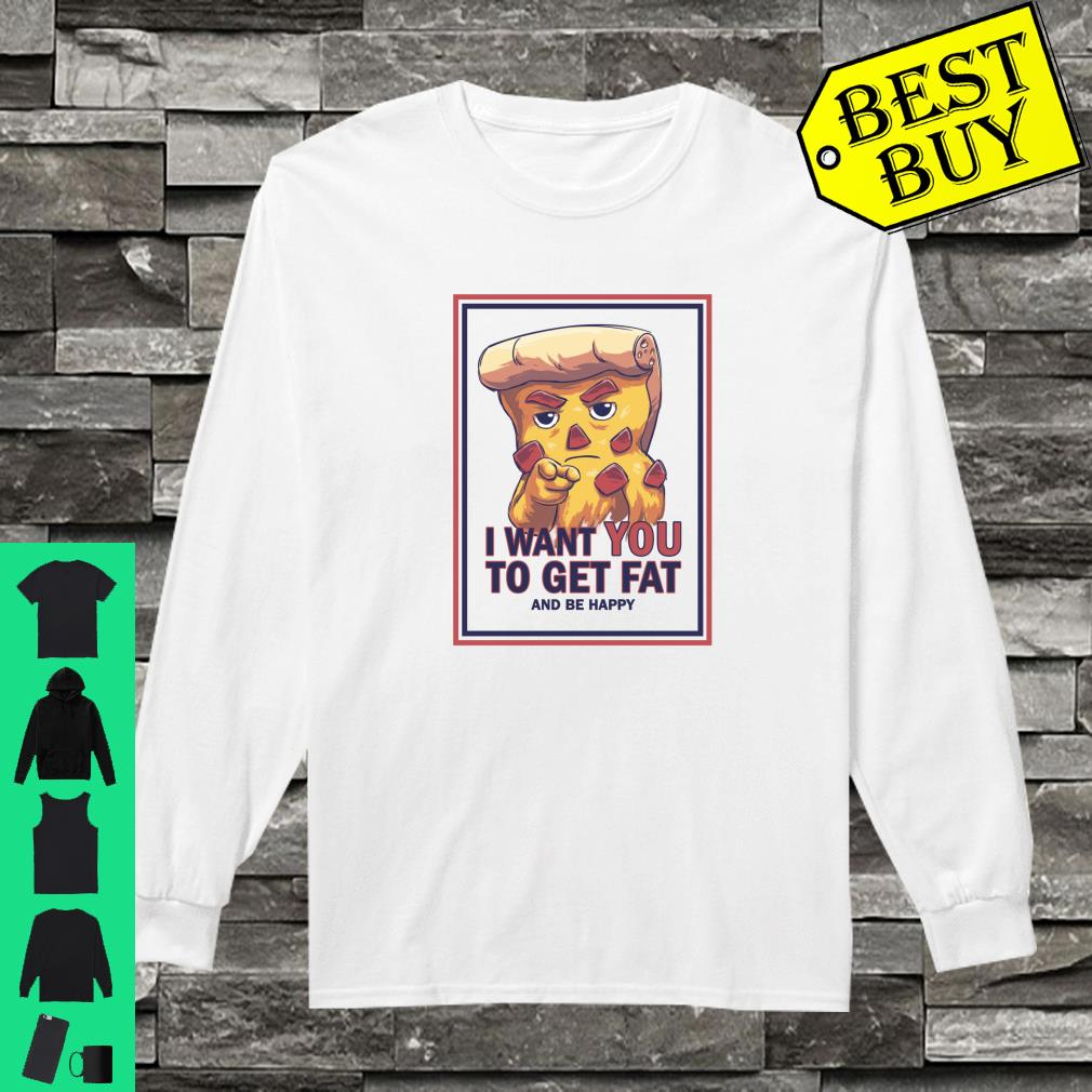 Onkel Pizza Food Army Shirt long sleeved