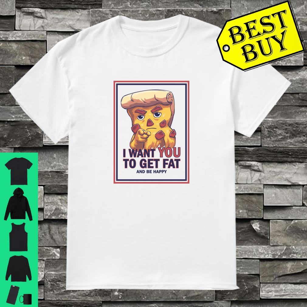 Onkel Pizza Food Army Shirt